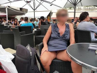 Je suis un mari cocu et des potes ont humilié et baisé ma femme en public