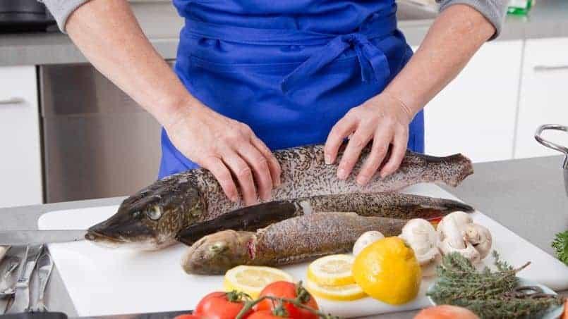 manger du poisson - Soyez un meilleur coup au lit en mangeant du poisson et ...des moules ! lol
