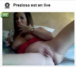 Les webcams live de vraies amatrices débarquent sur le blog !