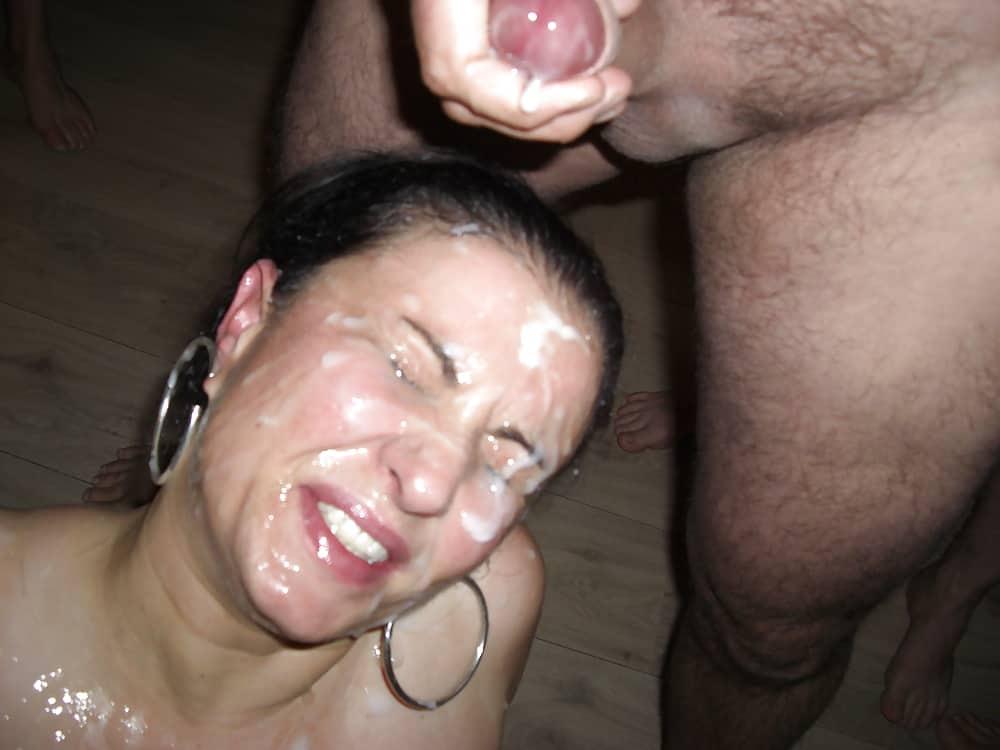 xfr amatrice de foutre et de sperme en facial 329 - Les dernières photos, vidéos et histoires taboues de la semaine